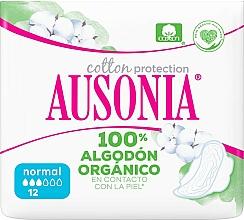 Düfte, Parfümerie und Kosmetik Damenbinden mit Flügeln Normal 12 St. - Ausonia Cotton Protection
