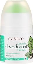 Düfte, Parfümerie und Kosmetik Deostick mit Kräutern - Sylveco