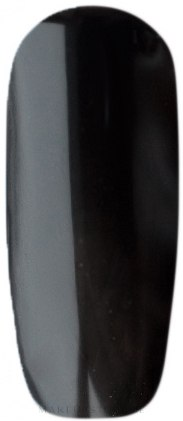 Gelnagellack in weiß - IBD Just Gel Art Polish — Bild Black