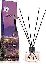 Düfte, Parfümerie und Kosmetik Raumerfrischer Secret Of India - Allvernum Home & Essences The Secret Of India Diffuser Fragrance Sticks