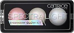 Düfte, Parfümerie und Kosmetik Lidschatten-Palette - Catrice SpectraLight Eyeshadow Glow Kit