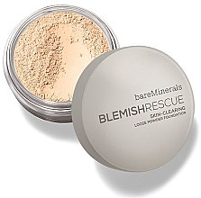 Düfte, Parfümerie und Kosmetik Puder-Foundation - Bare Escentuals Bare Minerals Blemish Rescue Skin-Clearing Loose Powder Foundation