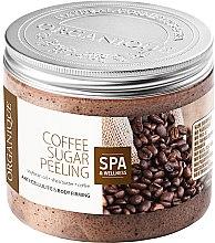 Düfte, Parfümerie und Kosmetik Straffendes Kaffee-Zuckerpeeling für den Körper gegen Cellulite - Organique Spa Therapie Coffee Sugar Peeling