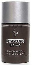 Düfte, Parfümerie und Kosmetik Ferrari Uomo - Parfümierter Deostick