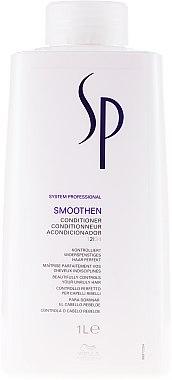 Glättender Conditioner für widerspenstiges Haar - Wella Professionals Wella SP Smoothen Conditioner — Bild N1