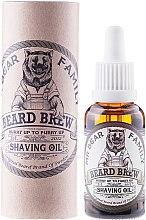 Düfte, Parfümerie und Kosmetik Rasieröl - Mr. Bear Family Shaving Oil