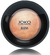 Düfte, Parfümerie und Kosmetik Gebackenes Mineralrouge - Joko Mineral Blush