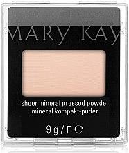 Düfte, Parfümerie und Kosmetik Kompaktes Mineralpuder für Gesicht - Mary Kay Sheer Mineral Pressed Powder