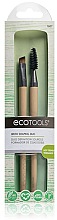 Düfte, Parfümerie und Kosmetik Augenbrauenpinsel-Set 2 St. - EcoTools Brow Shaping Duo