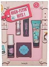 Düfte, Parfümerie und Kosmetik Pflegeset (Mascara 8ml+Primer 7.5ml+ Tönung 4ml+Rouge 5ml+Augenbrauengel 3g) - Benefit Set