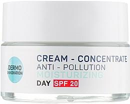 Düfte, Parfümerie und Kosmetik Feuchtigkeitsspendende Tagescreme SPF 20 - Vollare Multi-Active Detox C+E Cream-Concentrate