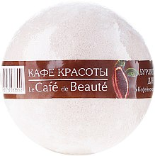 Badebombe mit Kakaobutter und Kaffee-Extrakt - Le Cafe de Beaute Bubble Ball Bath — Bild N1
