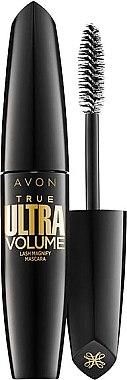 Wimperntusche - Avon True Ultra Volume Lash Magnify Mascara — Bild N2
