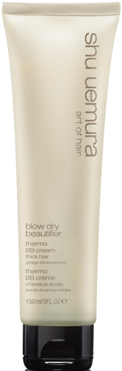 BB Haarcreme mit Thermoschutz - Shu Uemura Art Of Hair Blow Dry Beautifier Thermo BB Cream
