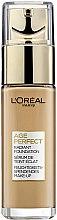 Düfte, Parfümerie und Kosmetik Foundation - L'Oreal Paris Age Perfect Radiant Foundation