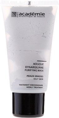 Tiefenreinigende Gesichtsmaske für ölige und unreine Haut mit Kaolin und Silica - Academie Purifying Mask — Bild N2