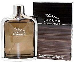 Düfte, Parfümerie und Kosmetik Jaguar Classic Amber - Eau de Toilette