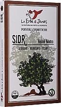 Düfte, Parfümerie und Kosmetik Pflanzenpulver für das Haar (Christusdorn) - Le Erbe di Janas Sidr (Ziziphus)