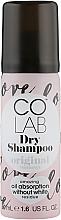 Düfte, Parfümerie und Kosmetik Trockenshampoo mit Bergamotte- und Rosenduft - Colab Original Dry Shampoo