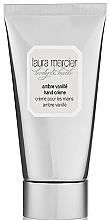 Düfte, Parfümerie und Kosmetik Handcreme mit Bernstein und Vanille - Laura Mercier Ambre Vanille Hand Cream