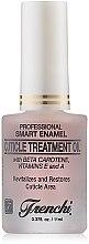 Düfte, Parfümerie und Kosmetik Regenerierendes Nagelhautöl mit Beta-Karotin und Vitamin E und A - Frenchi