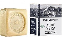 Düfte, Parfümerie und Kosmetik Seife Aloe Vera - La Corvette Savon de Provence Aloe Vera