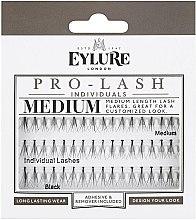 Düfte, Parfümerie und Kosmetik Wimpernbüschel-Set - Eylure Black Individual Pro Medium Length Lashes