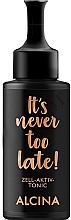 "Düfte, Parfümerie und Kosmetik Intensives Anti-Falten Gsichtstonikum ""It's Never Too Late"" - Alcina It's Never Too Late Zell-Aktiv Tonic"