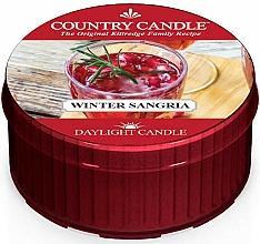 Düfte, Parfümerie und Kosmetik Duftkerze Winter Sangria - Country Candle Winter Sangria Daylight