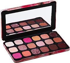 Düfte, Parfümerie und Kosmetik Lidschattenpalette mit 18 Farben - Makeup Revolution Forever Flawless Palette