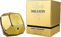 Düfte, Parfümerie und Kosmetik Paco Rabanne Lady Million Absolutely Gold - Parfüm