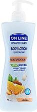 Feuchtigkeitsspendender Körperbalsam - On Line Cream Care Body Balm — Bild N1