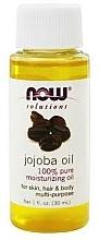 Düfte, Parfümerie und Kosmetik 100% Reines feuchtigkeitsspendendes Jojobaöl - Now Foods Solutions Jojoba Oil