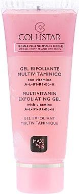 Gesichtspeeling-Gel mit Vitaminen für trockene und Mischhaut - Collistar Multivitamin Exfoliating Gel — Bild N2