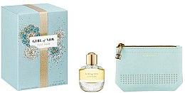 Düfte, Parfümerie und Kosmetik Elie Saab Girl of Now - Kosmetikset (Eau de Parfum/50ml + Kosmetiktasche)