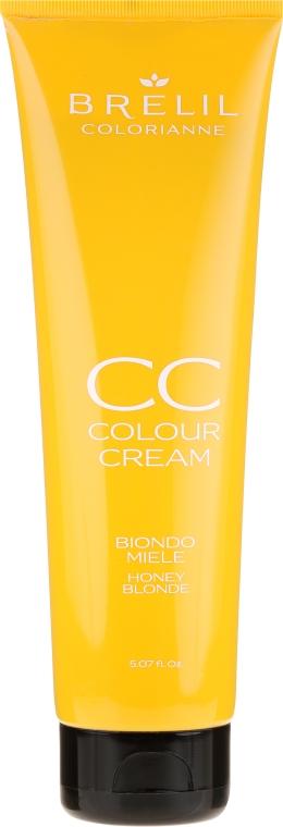 Pflegende CC Haarcreme mit Farbpigmenten - Brelil Colorianne CC Color Cream — Bild N1