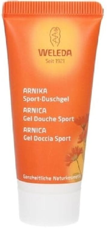 Sport-Duschgel mit Arnika - Weleda Arnika Sports Shower Gel (Mini) — Bild N1