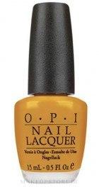 Nagellack - O.P.I Nail Lacquer Gwen Stefani Holiday 2014 Collection — Bild NLB66 - The It Color