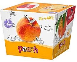 Düfte, Parfümerie und Kosmetik Taschentücher mit Pfirsichduft 80 St. - Bella Baby Happy