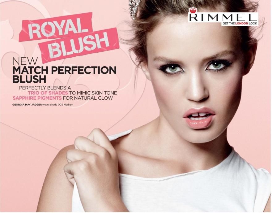 Rouge Trio - Rimmel Match Perfection Blush — Bild N3