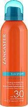 Düfte, Parfümerie und Kosmetik Sonnenspray - Lancaster Sun Sport Cooling Invisible Mist Wet Skin SPF30