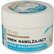 Düfte, Parfümerie und Kosmetik Beruhigende Gesichtscreme - Vollare Hyaluronic Acid Moisturizing Face Cream