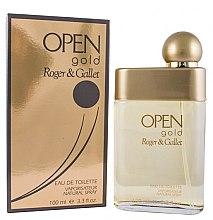 Roger & Gallet Open Gold - Eau de Toilette  — Bild N1