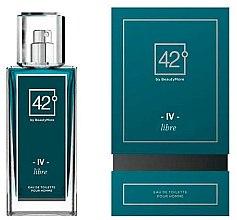 Düfte, Parfümerie und Kosmetik 42° by Beauty More IV Libre - Eau de Toilette