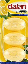 Düfte, Parfümerie und Kosmetik Toilettenseifen mit Zitronenduft - Dalan Trophy Lemon