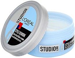Düfte, Parfümerie und Kosmetik Modellierende Haarcreme - L'Oreal Paris Studio Line Style Rework Out of Bed Fibre Cream