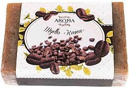 Düfte, Parfümerie und Kosmetik Seife Kaffee - Delicate Organic Aroma Soap