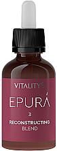 Düfte, Parfümerie und Kosmetik Rekonstruierendes Konzentrat für geschädigtes Haar - Vitality's Epura Reconstructing Blend