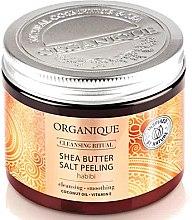 Düfte, Parfümerie und Kosmetik Salzpeeling mit Sheabutter für den Körper Habibi - Organique Shea Butter Salt Peeling Habibi