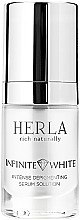Düfte, Parfümerie und Kosmetik Intensives Depigmentierungsserum für das Gesicht - Herla Infinite White Intense Depigmenting Serum Solution